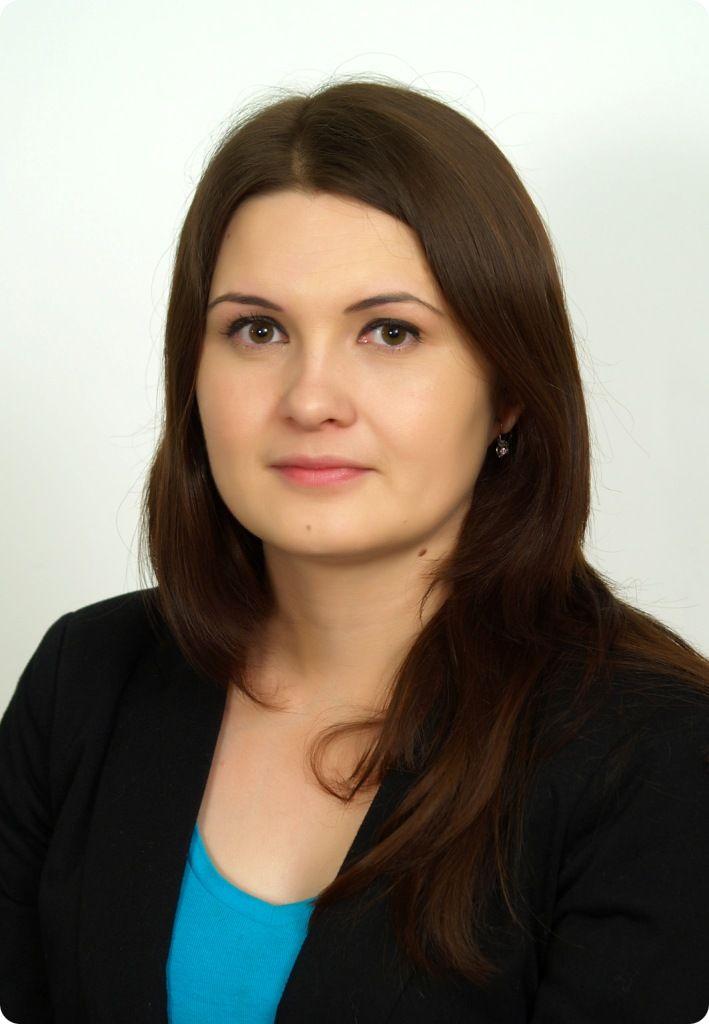 Глушкова Юлия Владимировна